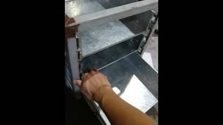 Drawer Safety Mechanism Prototype