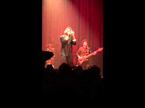 Andra Day - Mistakes Live at Webster Hall New York City March 25, 2016