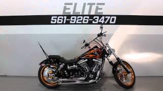 9. 2013 Harley Davidson Dyna Wide Glide FXDWG 103 * For Sale * SOUTHFLORIDAHARLEYS.COM