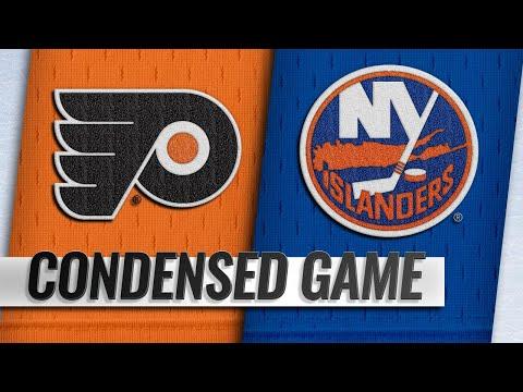 03/09/19 Condensed Game: Flyers @ Islanders