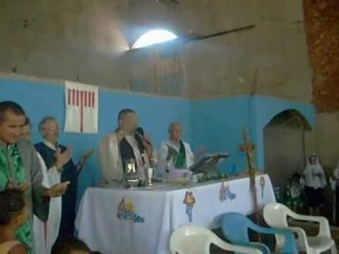Missa em platina Padre Paulo (parte 1)