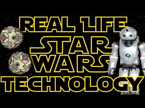 Star Wars Top 10: Real Life Technology