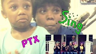 [Official Video] Sing - Penatonix Reaction