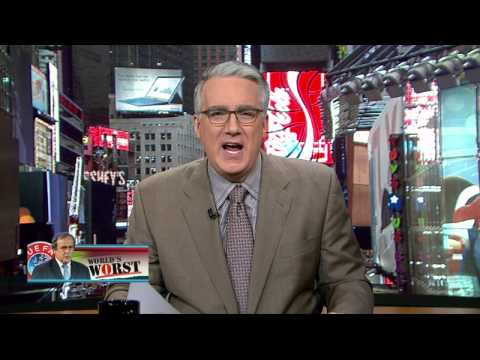 MICHEL - Keith Olbermann documents the worst persons in the sports world. Watch
