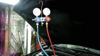 2. Checking Automotive A/C Pressures (updated)