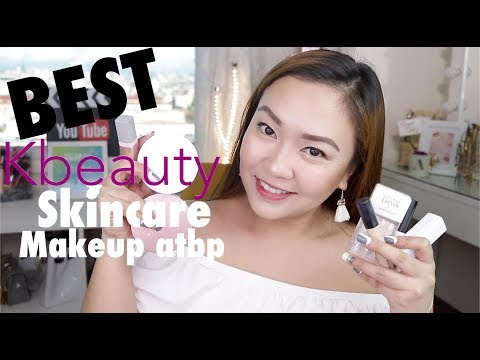 BEST OF 2017: KOREAN BEAUTY PRODUCTS!