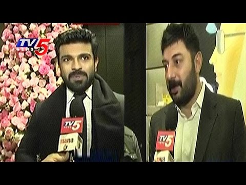 Dhruva Movie Review | Ram Charan,Aravind Swamy Exclusive Interview