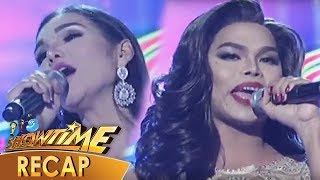Video It's Showtime Recap: Miss Q & A contestants in their wittiest and trending intros - Week 3 MP3, 3GP, MP4, WEBM, AVI, FLV Januari 2019