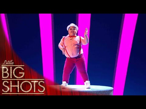 Balang Smashes The Dance Floor With His Beyoncé Moves | Little Big Shots