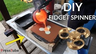 Video DIY Fidget Spinner From Bullet Shells MP3, 3GP, MP4, WEBM, AVI, FLV Juli 2017