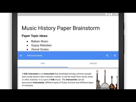android google-docs mobile-apps
