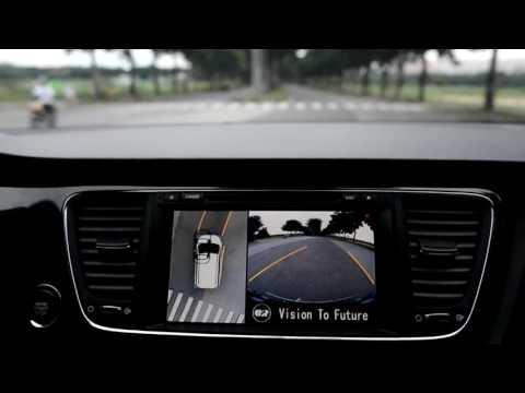 Camera 360 độ Oris cho xe kia sedona