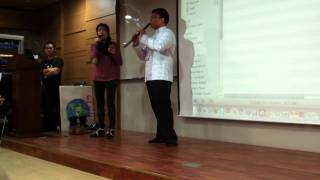 Thailand Music Presentation Part 3 - Classical And Contemporary Fusion