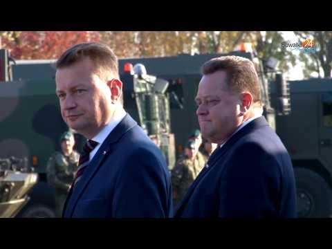 Minister Mariusz Błaszczak: Podjąłem decyzję o odbudowaniu pułku w Suwałkach