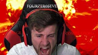 Fourzer0seven Rage Compilation