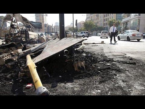 Βηρυτός: Τα σκουπίδια πνίγουν την πόλη – Οργή πολιτών
