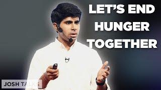 Ending India's hunger problem | Ankit Kawatra