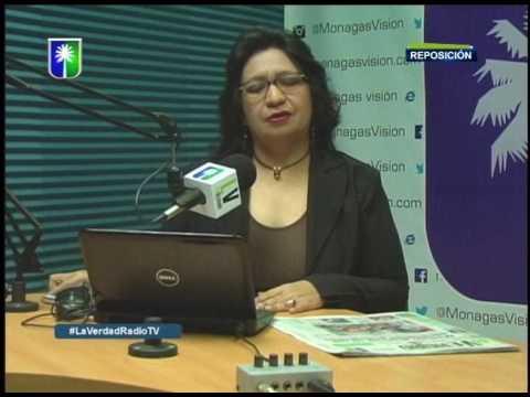 Entrevista a Julio Castillo La Verdad en Radio TV