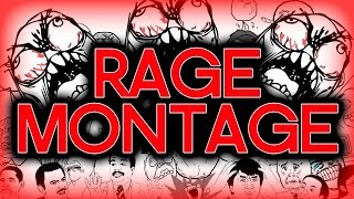 Funniest Gamers Rage Caught on Camera (Funny Compilation)