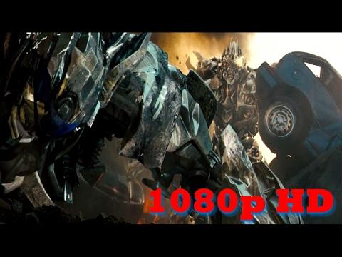 Transformers (2007)- Mission City Final Battle Part 1 1080p HD