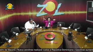 Angel Acosta y Consuelo Despradel reciben llamadas de los Oyentes 23-3-2018