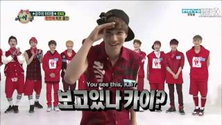 Download Video (ENG SUB) EXO Superpowers!! MP3 3GP MP4