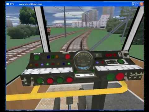 ATS - Advanced Tram Simulator - Konstal 105Na - Wersja 054b