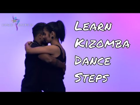 Learn Easy Steps Of Kizomba Dance | Dance With Madhuri