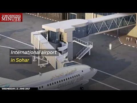 Sohar airport will become the third hub for international airlines