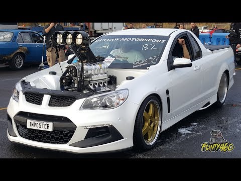 BLOWN VF UTE \
