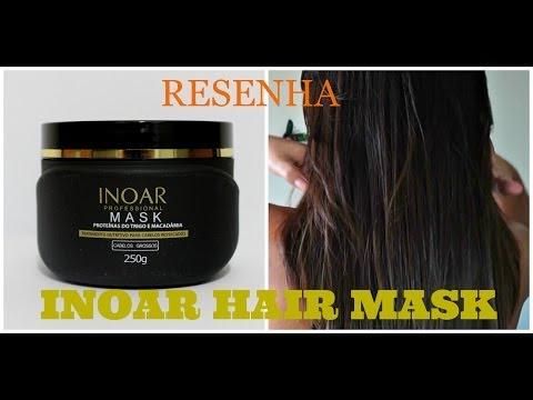 Brazilian Hair Mask Protein and Macadamia