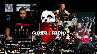 Members of Iron Maiden on deck with Combat Radio! Broadcast Produced by Lota Hadley and Ethan Dettenmaier! Get the show here: ...