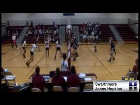 Swarthmore-Hopkins Volleyball