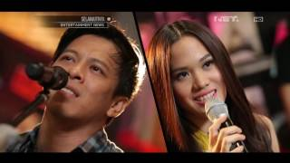Video Ariel Noah ft. Sheryl Sheinafia - The Scientist (Coldplay Cover) MP3, 3GP, MP4, WEBM, AVI, FLV Juli 2019