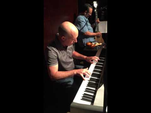 My Favorite Things - New Swing Sextet - Live At TAJ Lounge NYC, September-7 2015