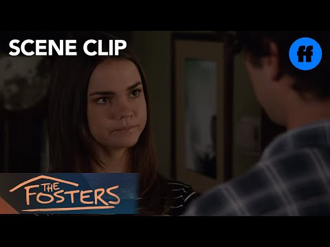 The Fosters | Season 4, Episode 8: Tired Of People Making Me Feel Wrong | Freeform