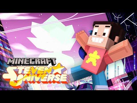 ¡Pies de aquí al Homeworld! - Minecraft Steven Universe