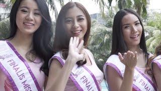Kegiatan 20 Finalis Miss Celebrity 2016