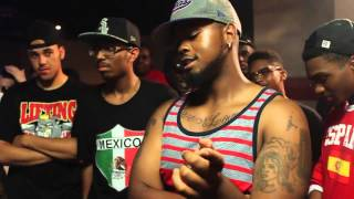 DFW Battle League | Inked Villain vs. D-Wiz