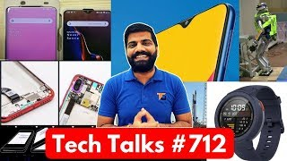 Tech Talks #712 - M Series Reveal, OnePlus 7 Photo, Redmi 7 Price, Samsung Folding Phone