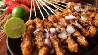Cara Membuat Sate Ayam Khas Madura