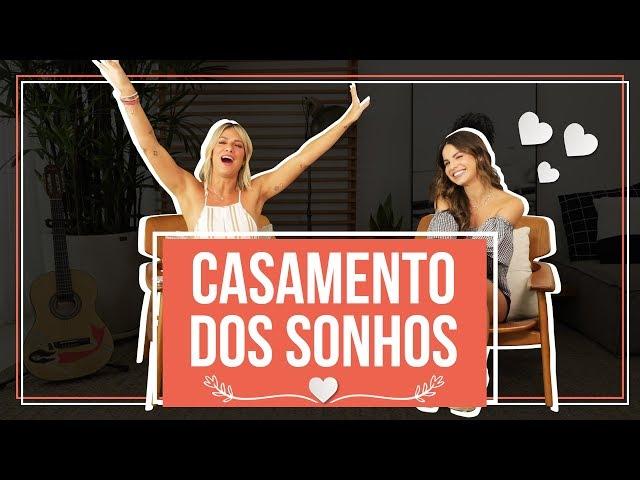 STHEFANY BRITO REVELA TODOS OS DETALHES DO SEU CASAMENTO SECRETO | GIOH - Giovanna Ewbank
