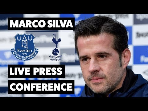 Video: RICHARLISON AND GOMES FIT FOR SPURS | MARCO SILVA PRE-MATCH PRESS CONFERENCE
