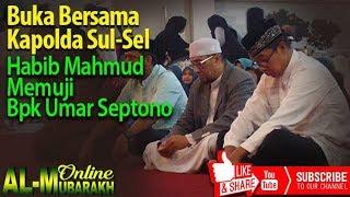 HOT News, Pujian Untuk Kapolda Sul-sel dari Habib Mahmud