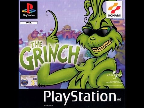 the grinch playstation 1
