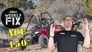 3. New Polaris ACE 150 EFI, RZR & General Recalls, & More!