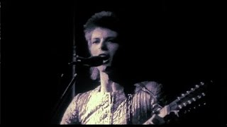 David Bowie - Lady Stardust - live 1972 (rare footage / 2017 edit) full download video download mp3 download music download