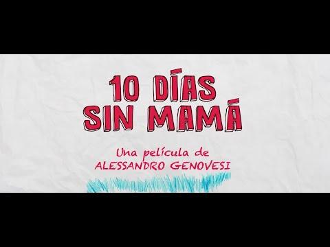10 días sin mamá - Tráiler Oficial VE?>