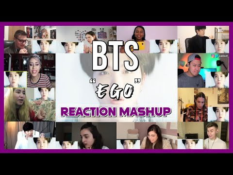 Video BTS (방탄소년단) MAP OF THE SOUL : 7 'Outro : Ego' Comeback Trailer - Reaction Mashup download in MP3, 3GP, MP4, WEBM, AVI, FLV January 2017