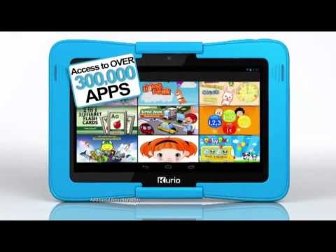 Kurio 7s -- The Ultimate Android Tablet for Families with Kids! (OFFICIAL TV AD -- 30 SEC VERSION)